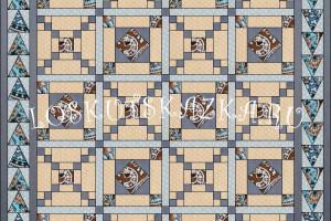 Дизайн лоскутного одеяла