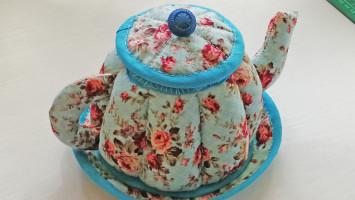 Текстильный чайник «Виктория»