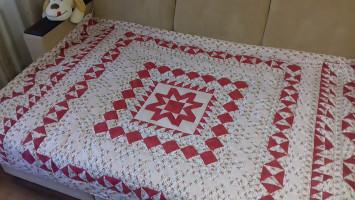 Лоскутное одеяло «Тамара»