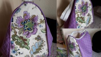 Рюкзак текстильный «Весенний»