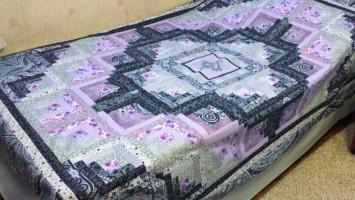 """Лоскутное """"Одеяло для пикника"""""""