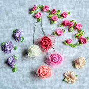 Цветочки декоративные