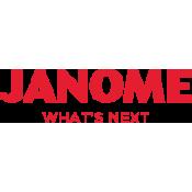 Швейные машины Janome Челнок качающийся