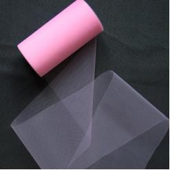 Фатин, розовый, 15 см, FAT-001