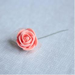 Цветок декоративный, 20мм, упак. 5шт., CD-01-1