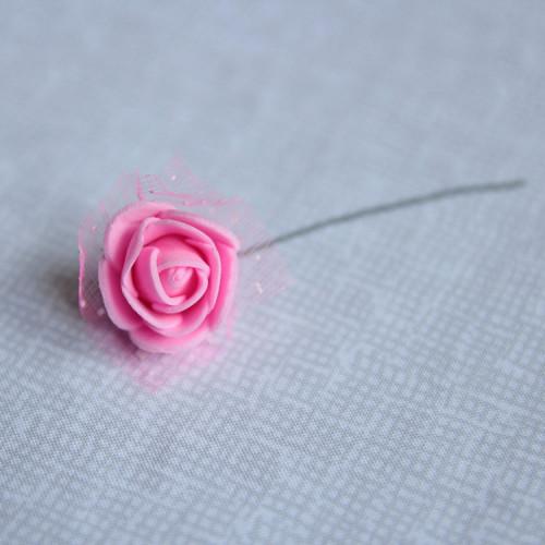 Цветок декоративный, 20мм, упак. 5шт., CD-01-2