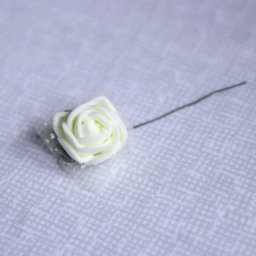 Цветок декоративный, 20мм, упак. 5шт., CD-01-3