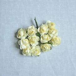 Цветок декоративный, 20мм, упак. 12шт., CD-02-2