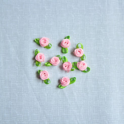 Цветок декоративный, 13мм, упак. 10шт., CD-03-1