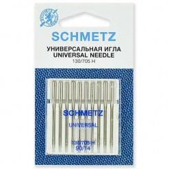 Иглы стандартные Schmetz, №90, 10 шт.