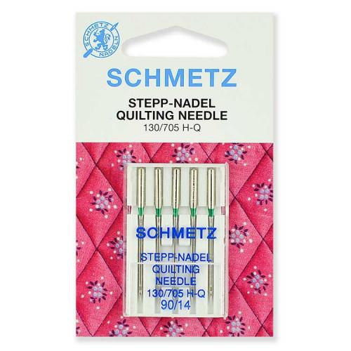 Иглы для квилтинга Schmetz, №90, 5 шт., 22:32.2.VDS