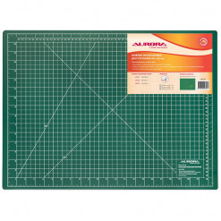 Коврик раскройный двухсторонний A1 90*60см, Aurora, AU-A1