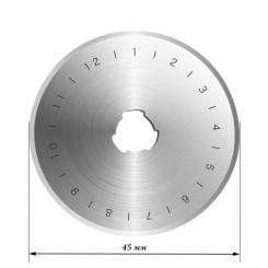 Лезвие круговое Ø45, LK-45, 1 шт.