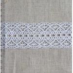 Кружево хлопковое вязаное Ширина 15 мм