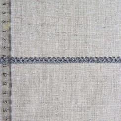 Кружево хлопковое, вязаное, KHC-0028, 8мм, цвет дымчато-серый