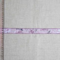 Тесьма декоративная полиэстер, 25мм, TD-014