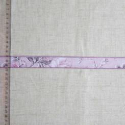 Тесьма декоративная полиэстер, 25мм, TD-016
