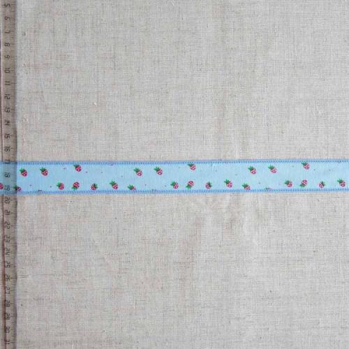 Тесьма декоративная полиэстер, 25мм, TD-021