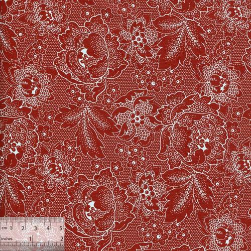 Ткань американская для пэчворка, IN-00891