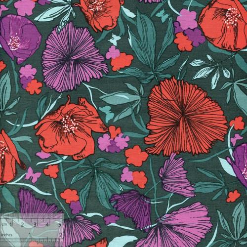 Ткань американская для пэчворка, IN-00933