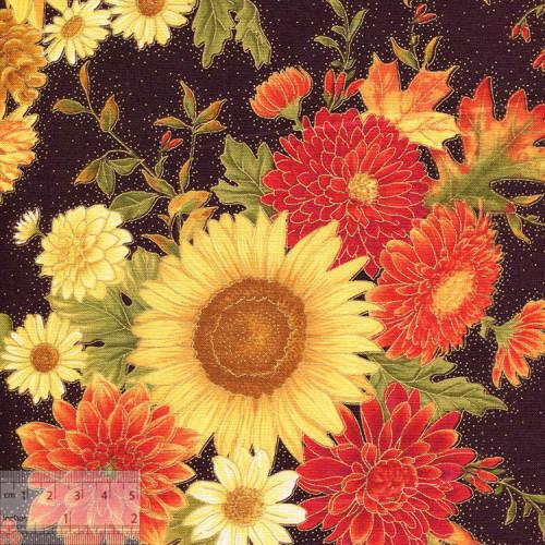 Ткань американская для пэчворка, IN-00965