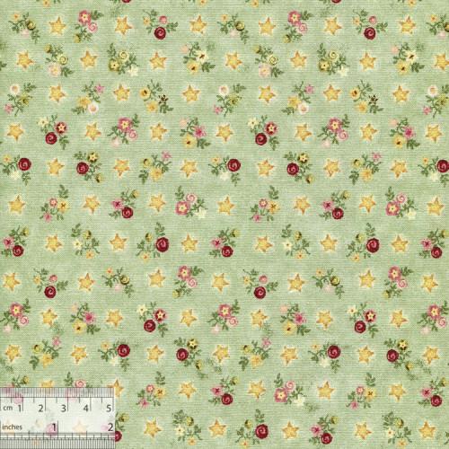 Ткань американская для пэчворка, IN-01041