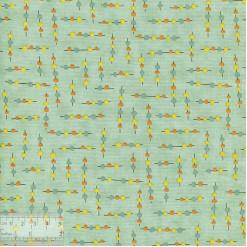 Ткань американская для пэчворка, IN-01081, 50х55см