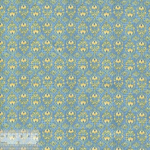 Ткань американская для пэчворка, IN-01150