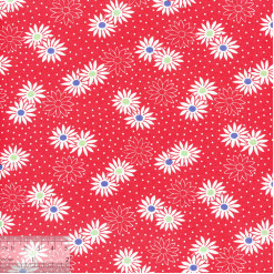 Ткань американская для пэчворка, 50х55см, IN-01188