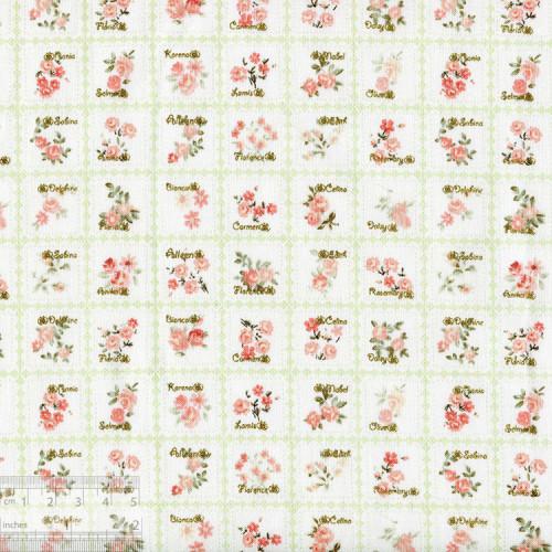 Ткань американская для пэчворка, IN-01212