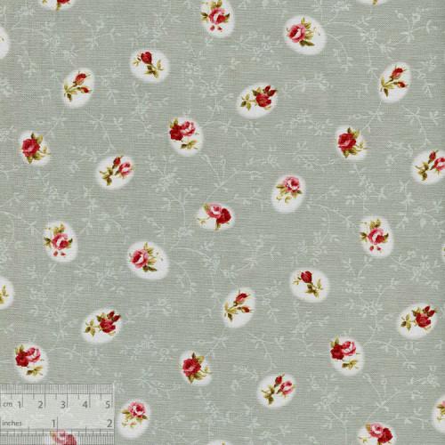 Ткань американская для пэчворка, IN-01213