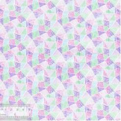 Ткань американская для пэчворка, 50х55см, IN-01227