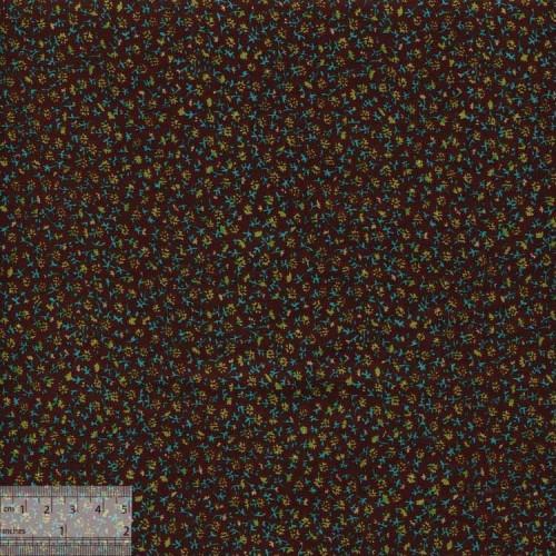 Ткань хлопок «Горчица», JL-00002