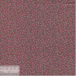 Ткань хлопок «Наперстянки», 75х50см, ZT-00056