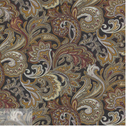 Ткань хлопок «Восточный базар бежевый», ZT-00121, 75х50см