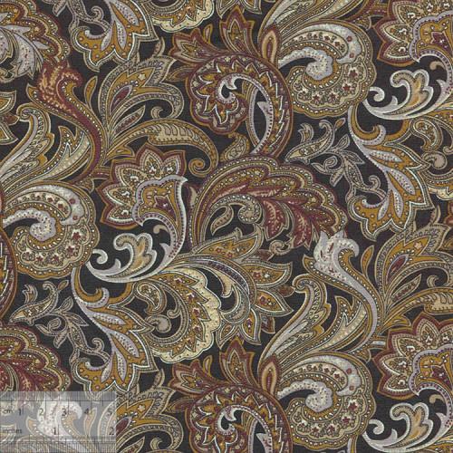 Ткань хлопок «Восточный базар бежевый», ZT-00121